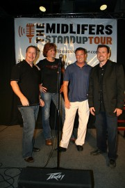 The Midlifers Stand Up Tour