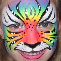 Theresa's Touch Face Painting - Face Painter in Lebanon, Ohio