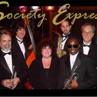 The Society Express Band - Party Band in Birmingham, Alabama