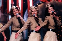 The Swing Dolls - Patriotic Entertainment in Victoria, British Columbia