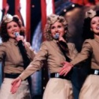 The Swing Dolls - Andrews Sisters Tribute Show in Los Angeles, California