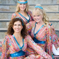 The Swing Dolls - Oldies Tribute Show in Anaheim, California