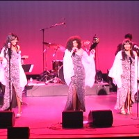The Voices Of The Supremes tribute band - Dreamgirls Tribute Show in ,