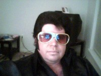 Thomas Clayton Brow - Elvis Impersonator in Brookfield, Illinois