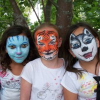 Thomas Face Painting - Children's Party Entertainment in Fargo, North Dakota
