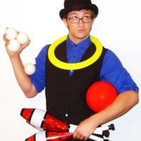 Thomas John's Childrens Show for Grown-ups - Juggler in Buffalo, New York