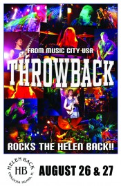 Throwback - Come Get Your Rock On!