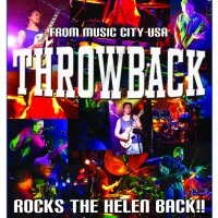 Throwback - Come Get Your Rock On! - Cajun Band in Bowling Green, Kentucky