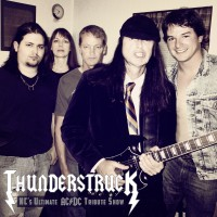 Thunderstruck NC - Rock Band in Fayetteville, North Carolina