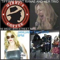 Tiffinni Saint Ranae - Dance Band in Astoria, New York