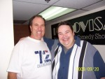 "Six ""sold out"" Shows. John Pinette, Tempe Improv."