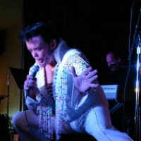 Tim Conley's Tom Jones meets Elvis show. - 1950s Era Entertainment in Salisbury, Maryland