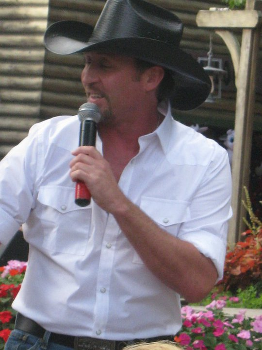 Tim Hair as Tim McGraw