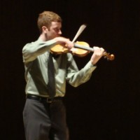 Tim McIlree - String Quartet in West Bend, Wisconsin