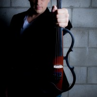 "Timothy Espinosa ""The Electric Violinist"" - One Man Band in San Clemente, California"