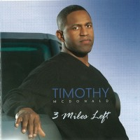 Timothy McDonald - Gospel Singer in Dayton, Ohio