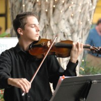 Timothy Nicholas - Strolling Violinist in North Port, Florida