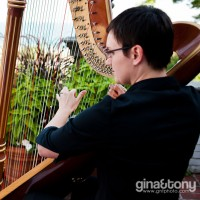 Tina Barber - Harpist in Gary, Indiana
