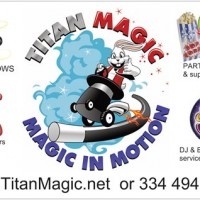 Titan Magic Shows and Sales - Party Rentals in Enterprise, Alabama