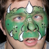TNT Artistic Face Painting - Inflatable Movie Screen Rentals in Eugene, Oregon