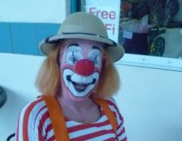 Toby Circus Ballantine - Mime in North Port, Florida