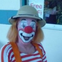 Toby Circus Ballantine - Clown / Spoken Word Artist in Sarasota, Florida