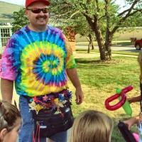 Toby the Balloon Dude - Balloon Twister in Hastings, Nebraska