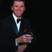 Todd Eckart - Rat Pack Tribute Show in Pasadena, California