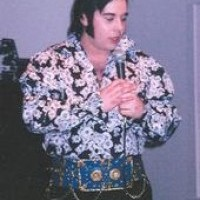 Tommy Walter- Shades of Elvis - Elvis Impersonator in Mountain Home, Arkansas
