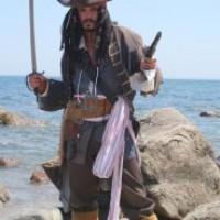 Deppness: New England's Premier Johnny Depp Impersonator - Pony Party in Falmouth, Massachusetts