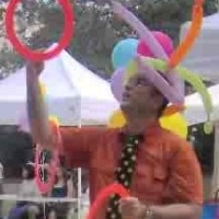 Tony the Balloon Guy - Pony Party in Orlando, Florida