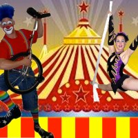 Tony's Circus Productions - Fire Eater in Mission, Texas