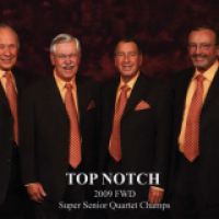Top-Notch - Barbershop Quartet / Choir in Valley Village, California