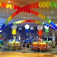 Top Hat Balloon Werks - Balloon Decor in Orange County, California