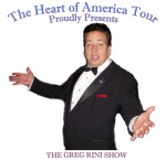 Greg Rini Heart of America Tour