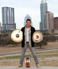 Touring and session drummer Gray LeGere