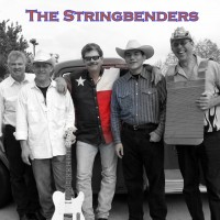 the StringBenders - Zydeco Band in Huntsville, Texas