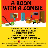 Trapped In A Room With A Zombie - Murder Mystery Event in Kenosha, Wisconsin