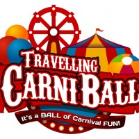 Travelling CarniBall - Clown in Fairmont, West Virginia