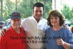 Billy & Jo Smith/Elvis' first cousin