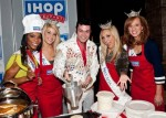 Travis Allen with Miss America's 2011 Pageant