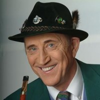 Tribute to Bing Crosby - Impersonator in Gallup, New Mexico