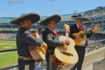 Trio Sol de America at Oakland Coliseum