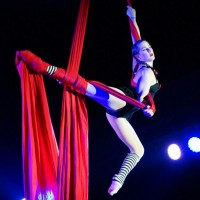 Trish Paulos - Aerialist in Salt Lake City, Utah
