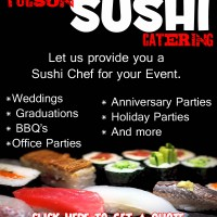 Tucson Sushi Cartering - Event Services in Sierra Vista, Arizona