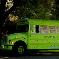 Tumble Gym Bus - Limo Services Company in San Marcos, California