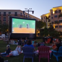 Twilight Features - Inflatable Movie Screen Rentals in North Miami, Florida