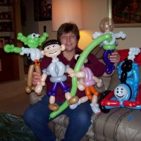 Twisted Creations By Pat - Children's Party Entertainment in Parkersburg, West Virginia