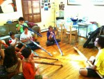 Didgeridoo Birthday Party