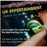 Uk Entertainment - Club DJ in Orange County, California
